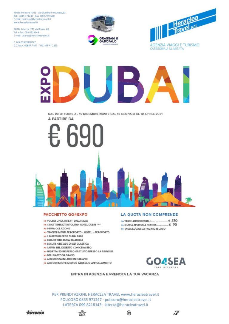 Heraclea – Dubai
