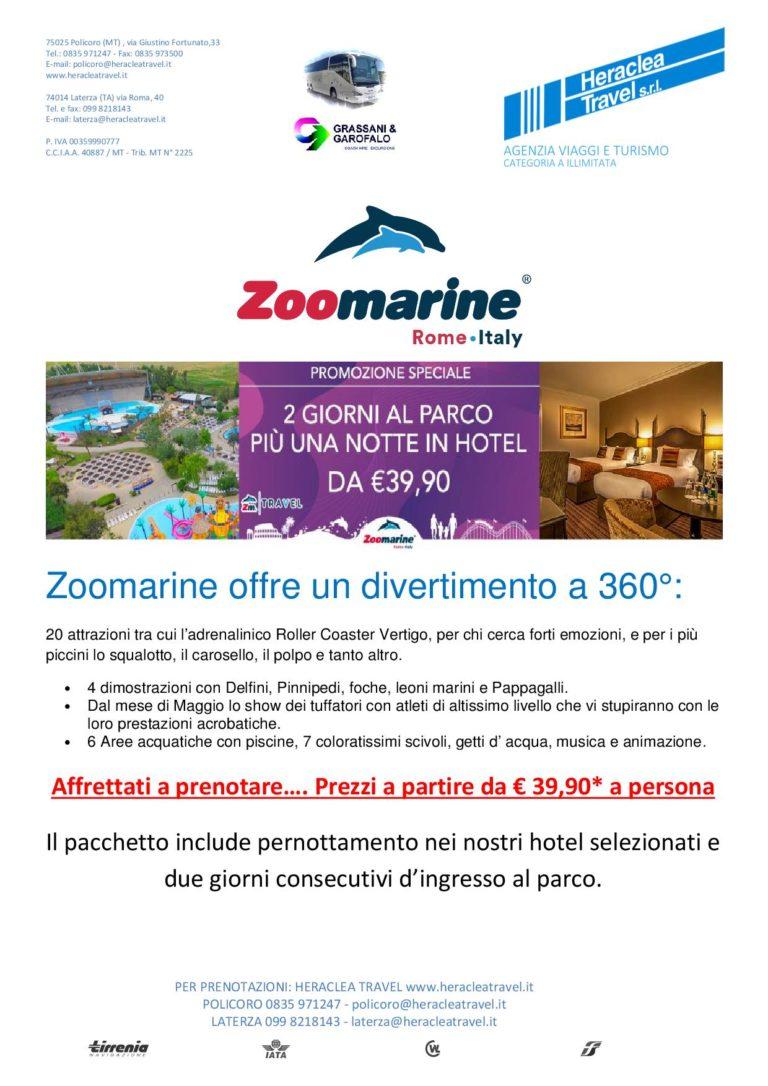 Heraclea – Zoomarine