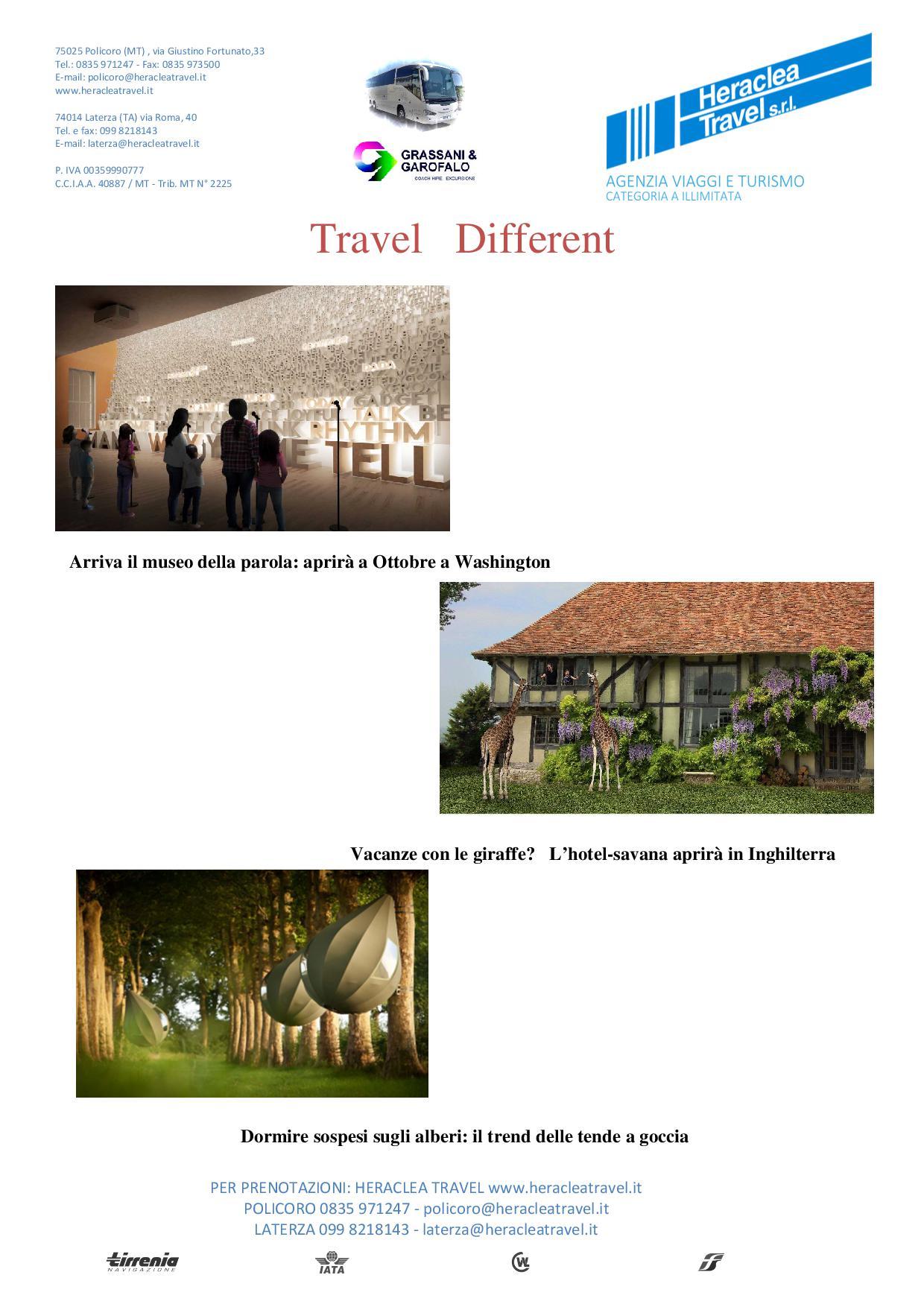 Heraclea  –   Travel Different