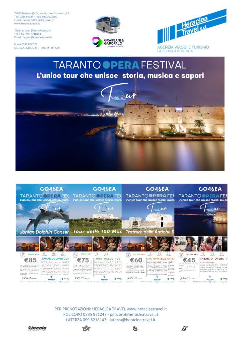 Heraclea – Taranto Opera Festival